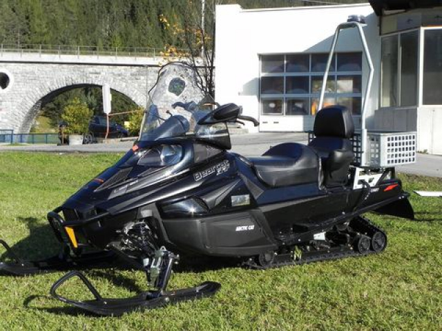 seilbahn.cc - Arctic Cat Bearcat Z1 LTD